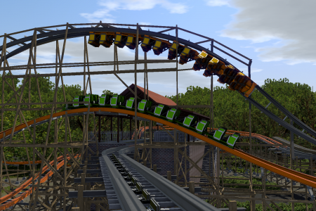 Twisted Tiger - RMC Gwazi